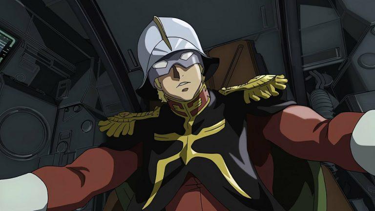 Gundam: The Origin mergulha na história do vilão Char