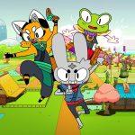 Ninjin: desenho nacional com cara de anime chega à TV e streaming
