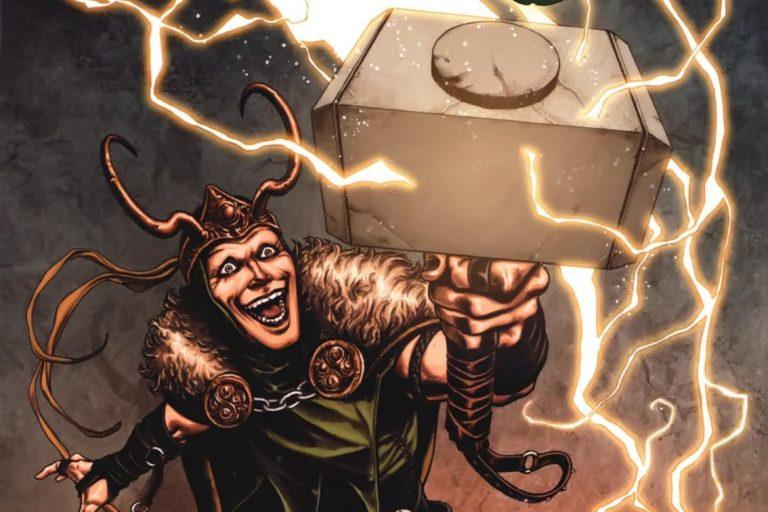 Os Julgamentos de Loki: HQ revela pior faceta do vilão