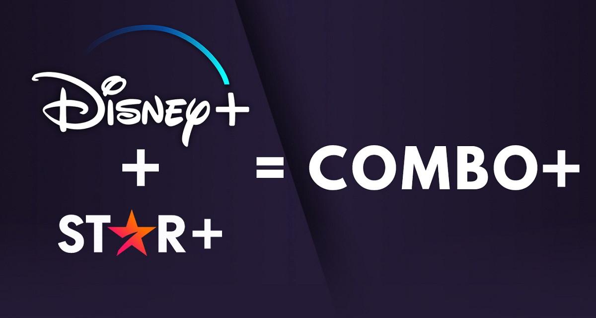 Combo+ é anunciado reunindo streamings da Disney