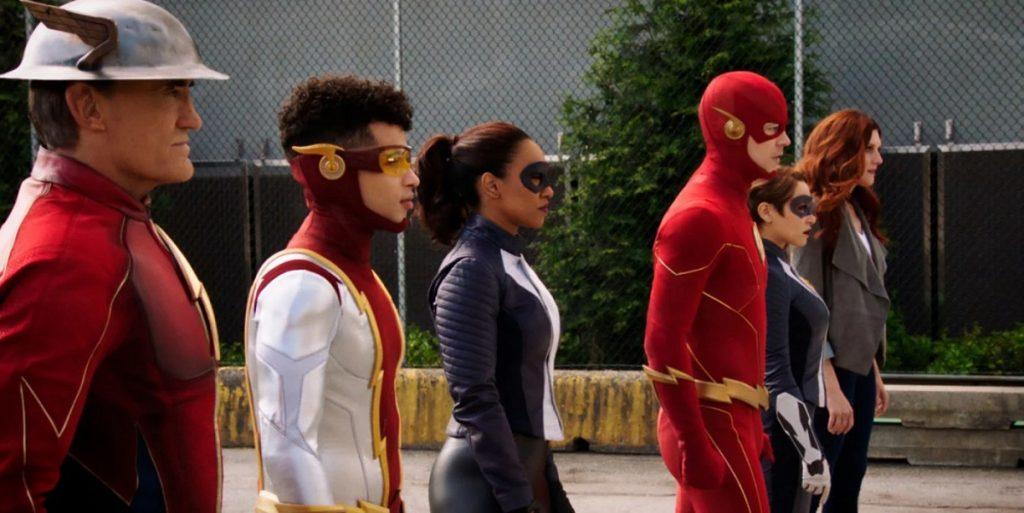 Flash: 7ª temporada é divertida confusão familiar