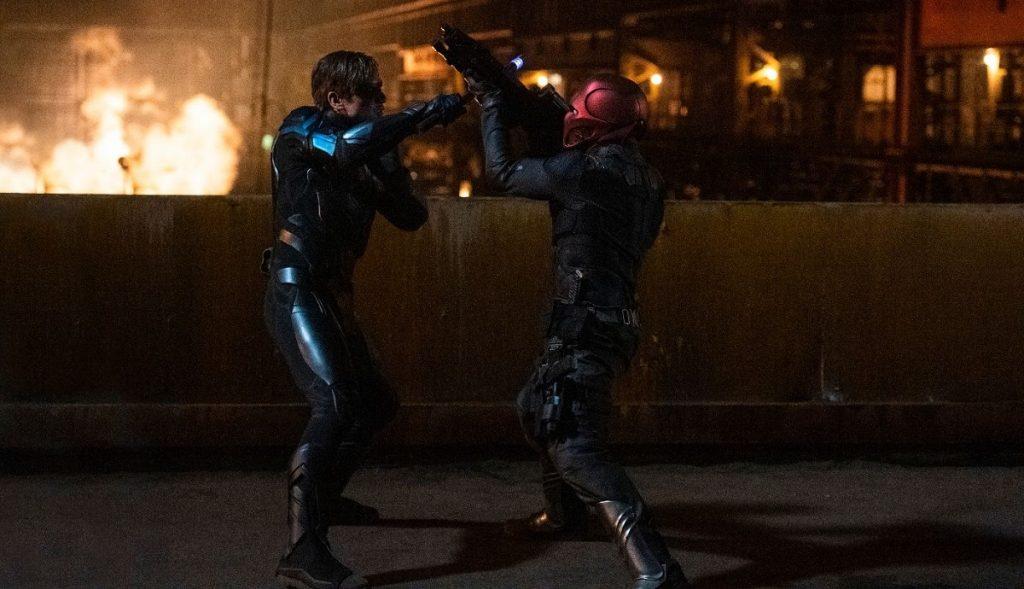 Titans: 3ª temporada começa com guerra de Robins