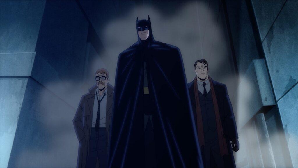 Batman e o Longo Halloween é animação impecável