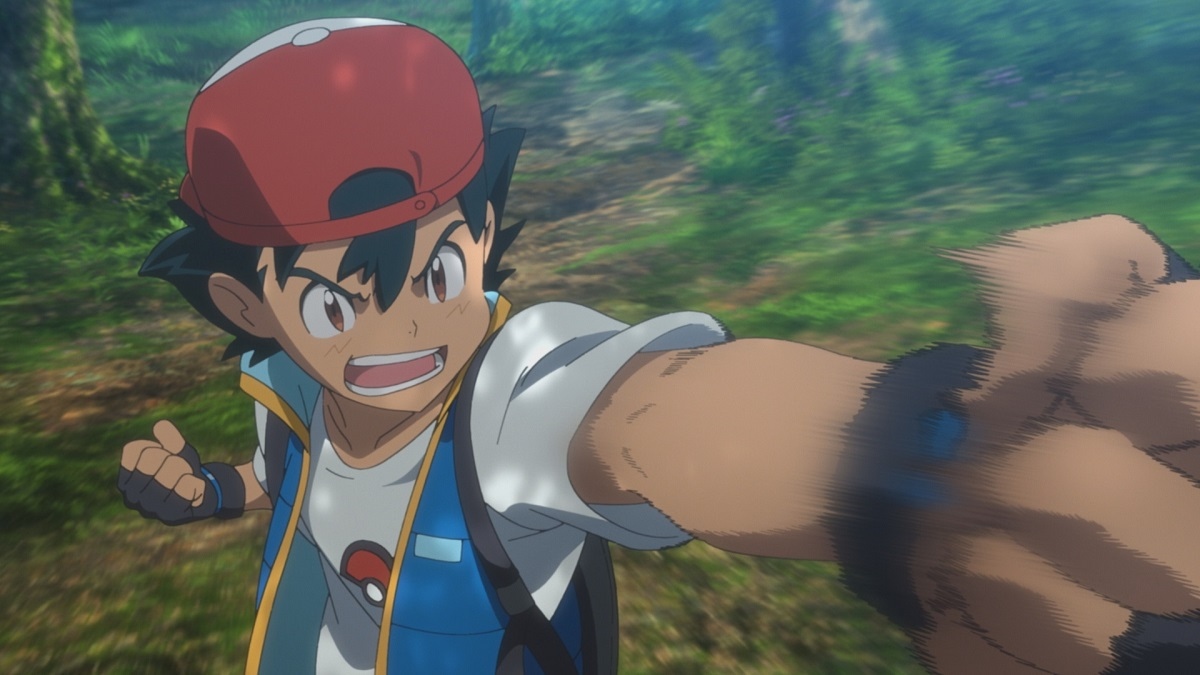 Pokémon, o filme: Segredos da selva irá estrear na Netflix