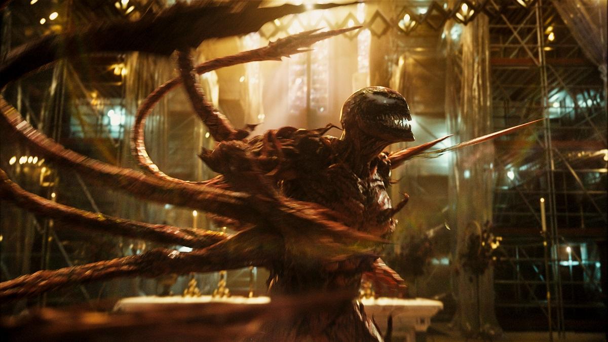 """""""Tempo de Carnificina"""" é upgrade à saga de Venom"""